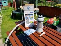 Intex electric pool heater