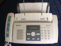 Phillips Faxjet 335 Fax/Copier/Telephone Machine