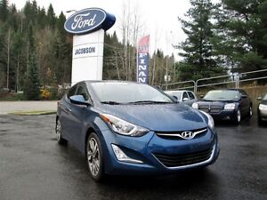 2015 Hyundai Elantra GLS - Still Under Warranty - Sunroof