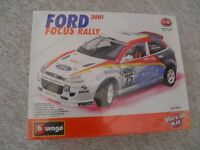ford focus rally model