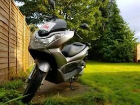 Honda PCX 125. very low mileage 7200 miles and new MOT