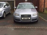 AUDI A3 SPORT BACK SPECIAL EDITION