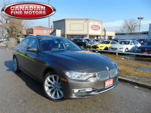 2013 BMW 328 NAVI-CAM-MODERN & LIGHTING PKG