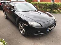 Mazda RX8 (Throwout Bearing Problem)