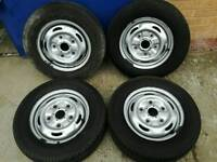 ford transit wheels a hubb caps