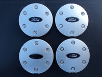 Ford MONDEO / FIESTA ALLOY WHEEL CENTRE trim Hub cap Cover 97BG-1000-EC 1034450 Set of 4 Four