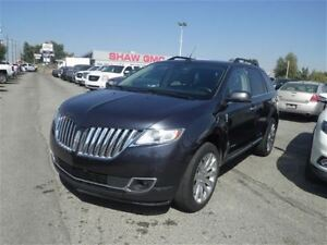 2013 Lincoln MKX Limited | Leather | Sunroof | Nav | Bluetooth