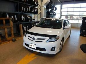 2013 Toyota Corolla S Sporty fuel miser