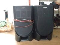 FREE Sony speakers collection Portishead