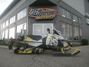 2016 Ski-Doo MX Z X-PACKAGE 800 E-TEC W. QAS SUSPENSION
