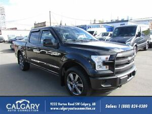 2015 Ford F-150 LARIAT/ ECO BOOST/ GPS