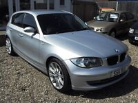 bmw 120d 1 series 5dr (2007) re-mapped