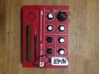 Gakken SX150 analog synth - modified to receive CV/ GATE signals. Japanese import. Collectibe