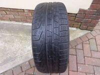 """235 45 18"""" Pirelli Part Worn Tyre 4.25mm"""