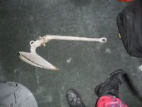 Claw Bruce Style 15kg Galvanised Premium Anchor sorry no offers pick up po12 gosport