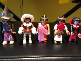 Playmobil figures (previous bagged series)