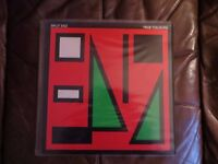 "Split Enz vinyl LP "" True Colours"""