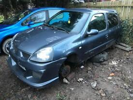 Renault Clio 1.2 for breaking
