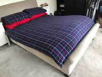 Double bed for sale, perfect condition. Must go soon! £100