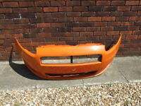 FIAT GRANDE PUNTO SPORTING 1.9 M-JET FRONT BUMPER (2006-2010) MANY PARTS STILL AVAILABLE