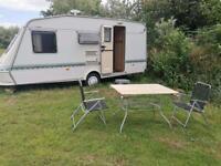 Caravan to rent - cheap holiday. Cornwall