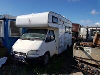 Ford transit 190 camper van