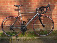 ZeroFour Titanium Road Bike size 53 Shimano 105 Barely Used