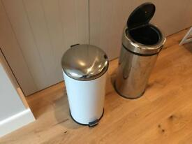 2 bins - 30 litres each REDUCED TO £5