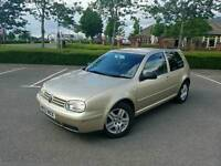 VW GOLF MK4 2002 2.0 PETROL COUPE