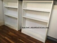 2 qty Bookshelves - Great Condition