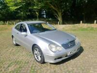 2003 Mercedes c180 kompressor. 1.8 petrol manual.
