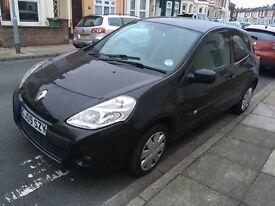 2009 Clio 1.2 petrol 1 year mot