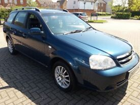 Chevrolet Lacetti estate 2007 only £795