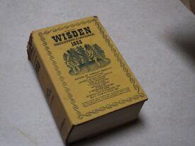 Wisden Cricketers Almanac 1965 Hardback with cover