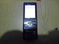 NOKIA 6500 SLIDE MOBILE PHONE
