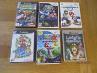 Super Mario Wii Games