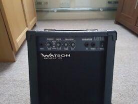 Watson amp 10watt