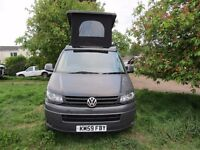 VW T5 2009 Plate with brand new camper conversion