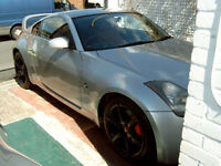 Nissan 350z 6 speed manual good condition