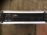 Thomann T.Amp E400 amp with case