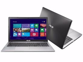 ASUS X550C/ INTEL i3 1.80 GHz/ 6 GB Ram/ 1TB HDD/ INTEL HD 4000/ WEBCAM/ USB 3.0/ WINDOWS 10