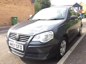 VOLKSWAGEN Polo 1.2 Full Service history 2008