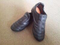 Lonsdale Black Shoes - VGC - Unisex - Size 10