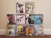 10 PS3 Games