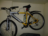Carrera Bicycle, Mavick wheels with brand new tyres, Richie Handbars & Shimano Deore Equipment