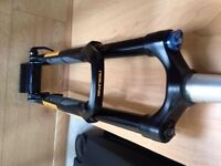 Rockshox revelation RL 140 mm solo air fork