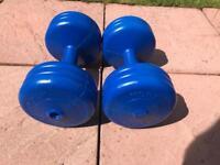 Dumbells 5kg