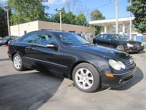 2004 Mercedes-Benz CLK-Class 320 *SUNROOF* LEATHER 142KM !!!