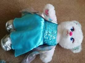 Frozen Elsa build a bear