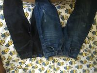 Boys jeans age 10-11